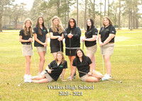 Golf Team - 5x7 with litho